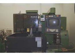 ワイヤカット放電加工システム