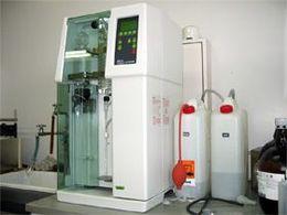 ケルダール式窒素蛋白質分析装置