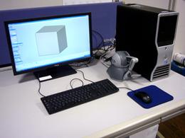 3Dデータ作成システム