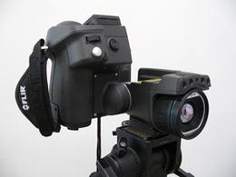 熱画像測定装置