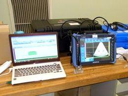 フェイズドアレイ超音波探傷装置