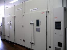 大型環境試験機 (3畳)
