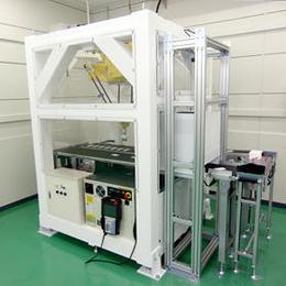 産業用ロボット(パラレルリンク型)可搬質量 3kg