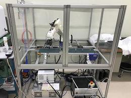 産業用ロボット(垂直多関節型)可搬質量 3kg