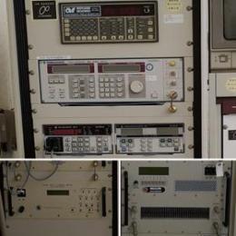 電磁界イミュニティシステム(伝導・放射)