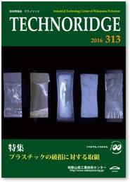 テクノリッジ313号 表紙イメージ