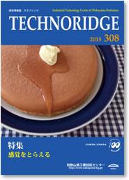 テクノリッジ No. 308 表紙イメージ